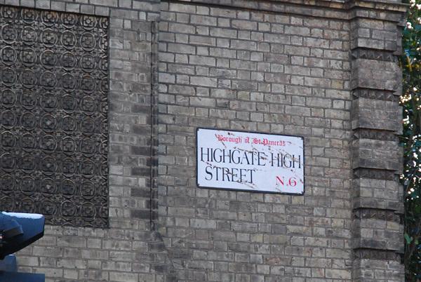 Highgate High Street N6
