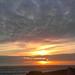 Sunset over Boco Do Inferno Cascais Portugal