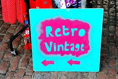 Cambridge: Retro vintage