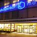"""Groningen: Department store """"de Bijenkorf"""" (The Beehive)"""