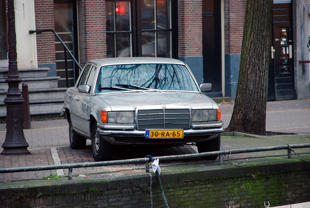 1977 Mercedes-Benz 450 SE