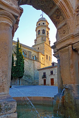 Spain - Baeza, Cathedral