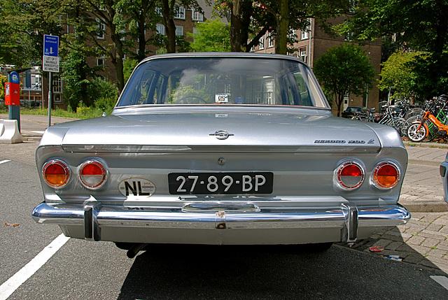 1966 Opel Rekord 1700 L