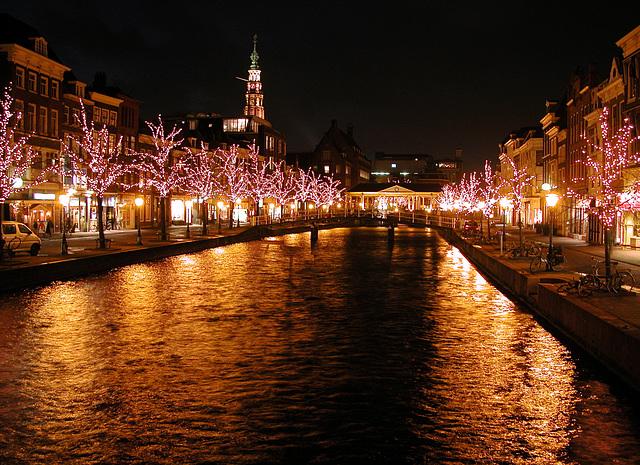 Cliche shot of Leiden