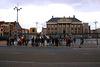 Groningen: Bus stop on the Grote Markt (Large Market)