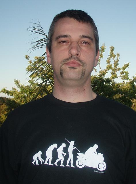 Movember  - Day 7