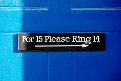Cambridge: For 15 please ring 14