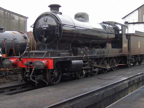 63601 at Loughborough