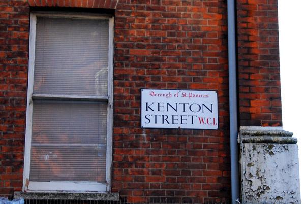 Kenton St WC1