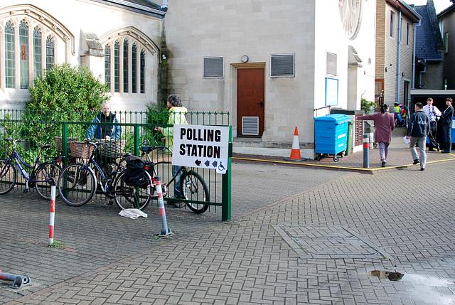 Cambridge: Local elections