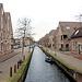 Waard Canal in Leiden
