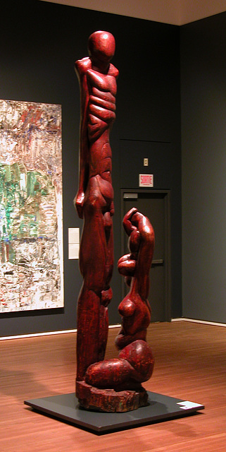 At the Museum of Fine Arts in Montreal, Canada