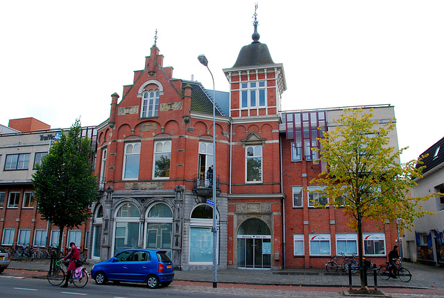 Groningen: Former Fongers bicycle factory
