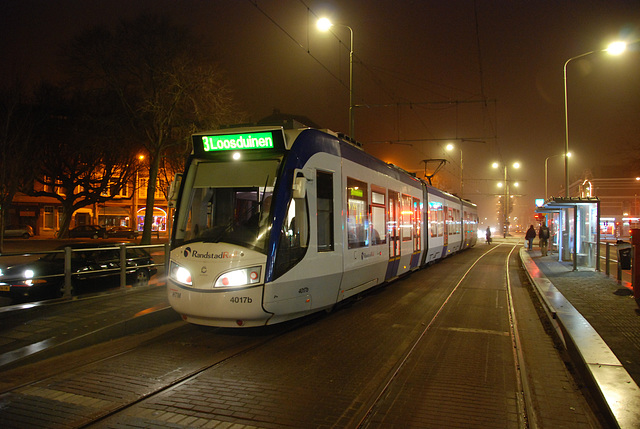 New light rail in The Hague