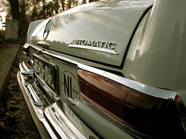 1968 Mercedes-Benz 280 SE