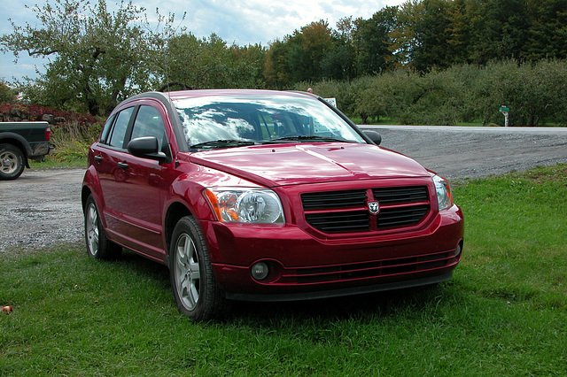 My motor in Montreal: Dodge Caliber
