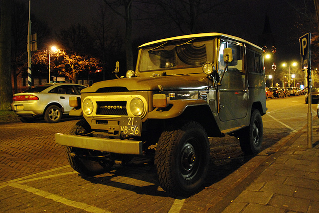 1975 Toyota Landcruiser