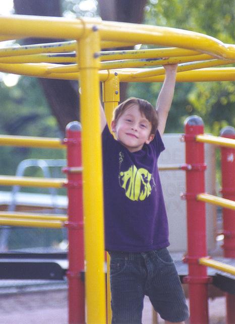 Zilker Park Logan