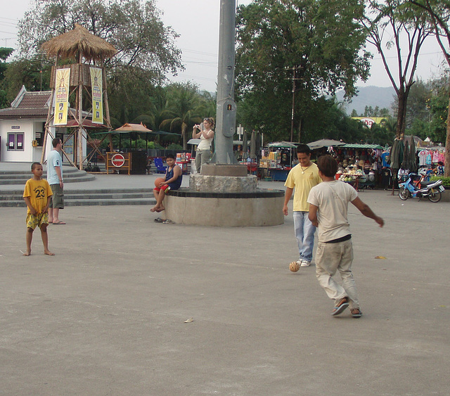 takraw game