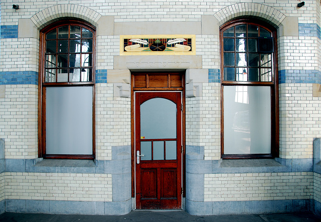 Haarlem station – Former scribe's office