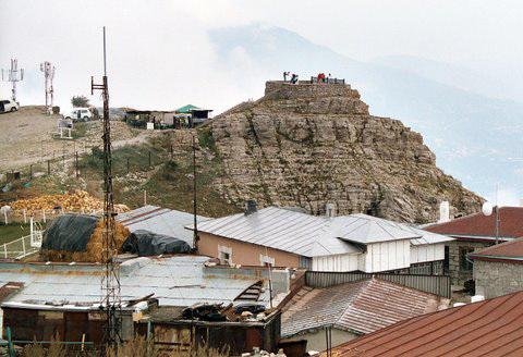 Viewpoint, Tatar Village