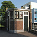 Former public convenience at Haarlem station
