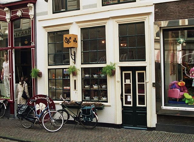 Oldest shop in the Netherlands