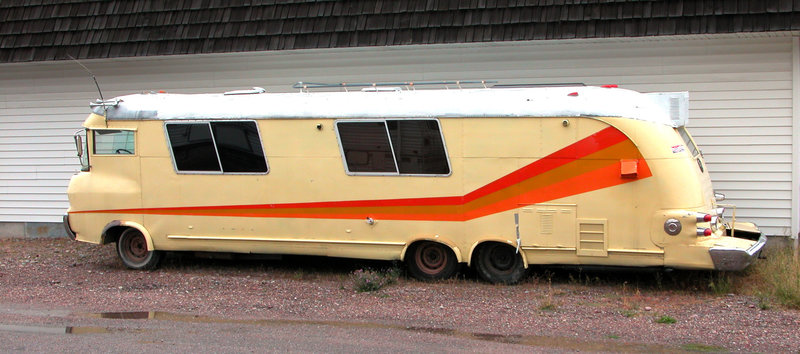 The Miracle of America Museum (Polson, Montana): RV