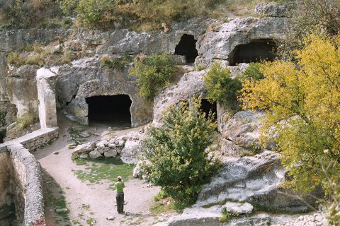Ancient Cave Dwellings