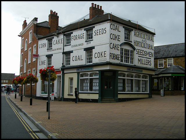 Banbury ghost signs