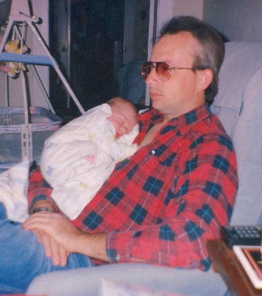 Logan and I 1993