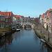 Canals of Leiden: de Vliet