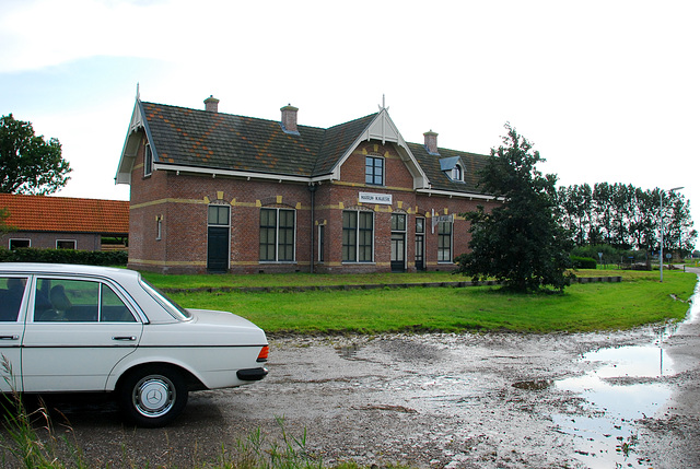 The old station Marrum-Westnijkerk
