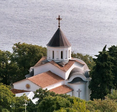 A Church near Livadia