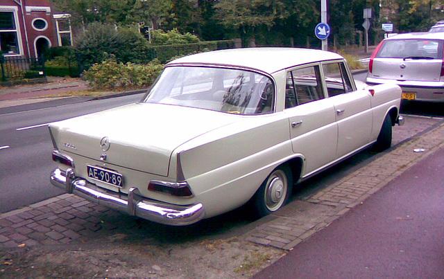 1963 Mercedes-Benz 190 D