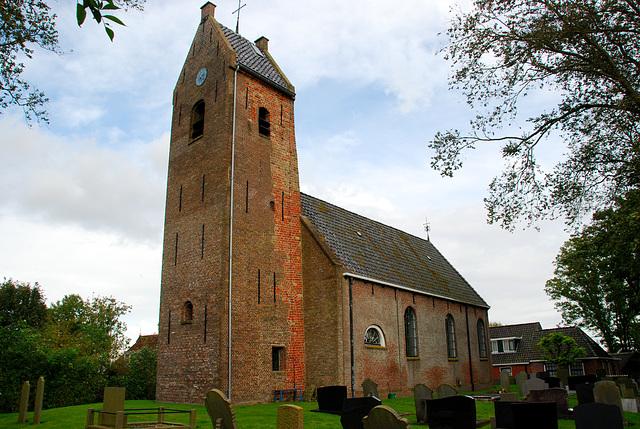 Foudgum in Friesland: Church