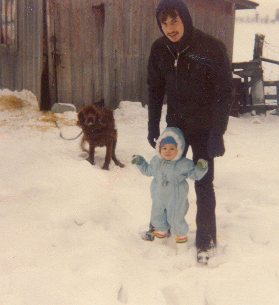 On the Farm 1979