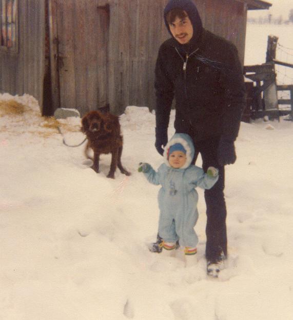 On the Farm 1979
