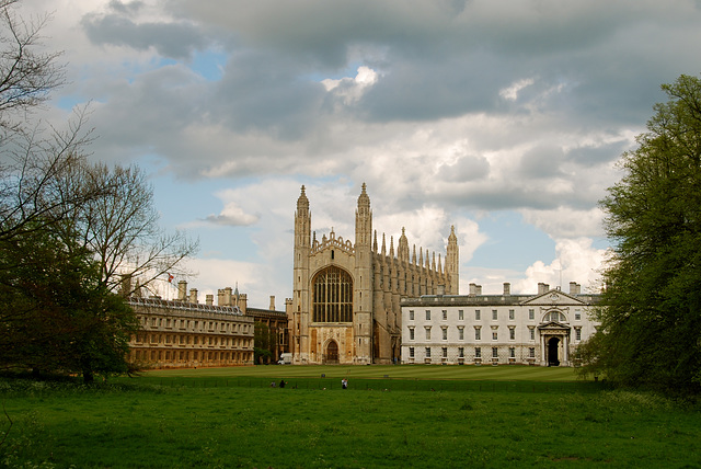 A visit to Cambridge