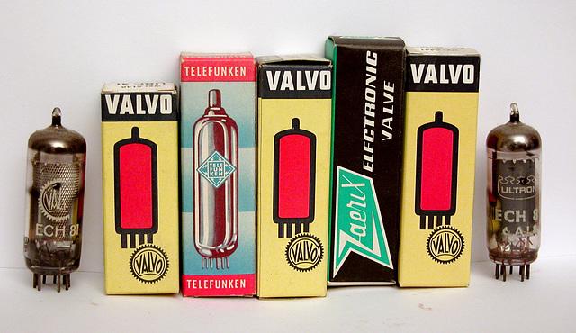 Radio Valves