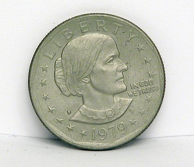 One-dollar coin