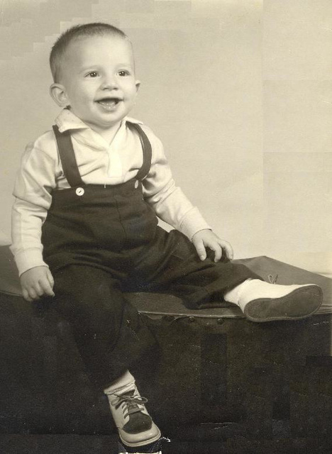 Me in 1958