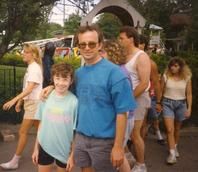 Kings Island 1986