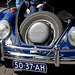 Oldtimer day at Ruinerwold: 1965 Volkswagen Beetle
