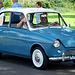 Oldtimer day at Ruinerwold: 1963 DAF 600
