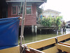 Bangkok - longtail boat trip through canals