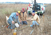 Soil Sampling in Bartholomew County