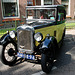 Oldtimer day at Ruinerwold: 1930 Austin Seven Box Saloon Type RL