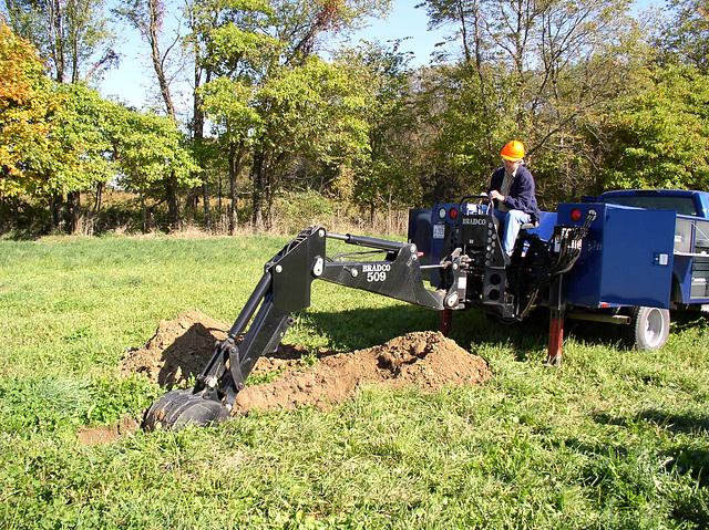 Digging Pits 2002