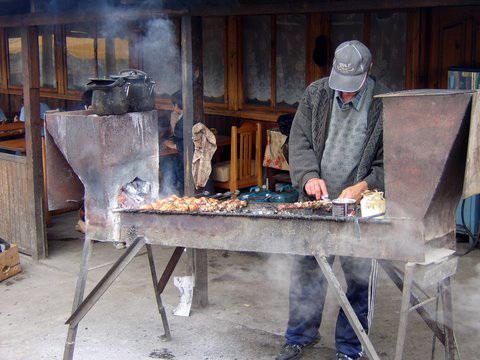 Kebabs- Tatar Style